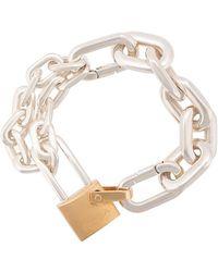 Ambush - Hues Padlock Bracelet - Lyst