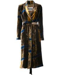 Uma Wang - Belted Coat - Lyst