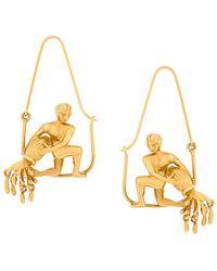 Givenchy - Aquarius Zodiac Earrings - Lyst