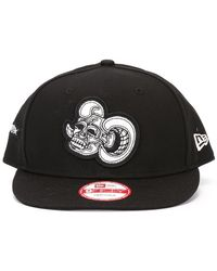 KTZ - 9fifty Skull Patch Snapback - Lyst