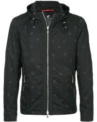 Loveless - Printed Hooded Jacket - Lyst