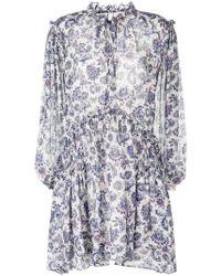 Isabel Marant - Nydia Printed Dress - Lyst