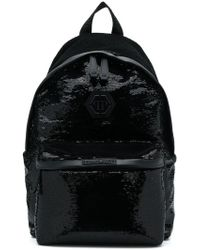Philipp Plein - Sequin Embellished Backpack - Lyst