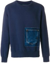 Natural Selection - Reworked pocket sweatshirt - Lyst