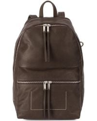 Rick Owens - Tall Backpack - Lyst