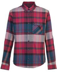 Aztech Mountain - Plaid Loge Shirt - Lyst