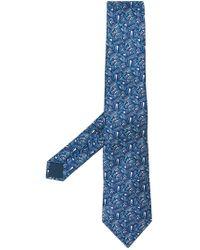 Lanvin - Silk Marino Tie - Lyst