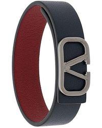 Valentino - Garavani Go Logo Bracelet - Lyst