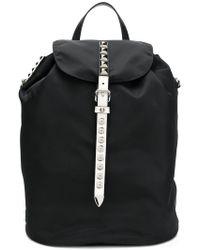 Prada - New Vela Backpack - Lyst