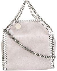 Stella McCartney | Shoulder Bag With Silver-tone Chain | Lyst