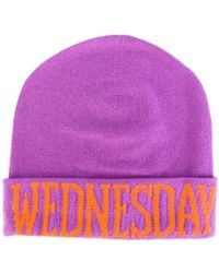 Alberta Ferretti - Wednesday Beanie - Lyst