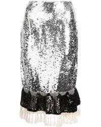 Sachin & Babi - Avenue Skirt - Lyst
