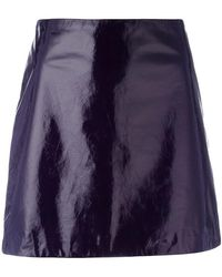Nina Ricci - Mini A-line Skirt - Lyst