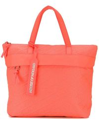 House of Holland - Shopper mit Logo-Stickerei - Lyst