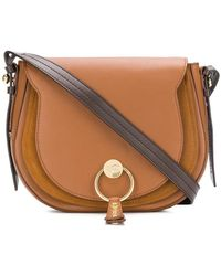 See By Chloé - Kriss Shoulder Bag - Lyst