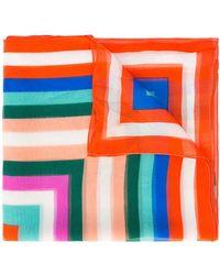 Diane von Furstenberg - Striped Scarf - Lyst