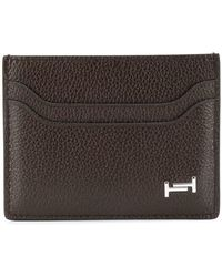 Tod's - Double T Cardholder - Lyst