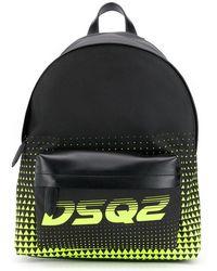 DSquared² - Rucksack mit Reißverschluss - Lyst