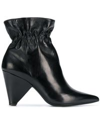 Aldo Castagna - Elasticated Ankle Boots - Lyst