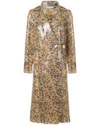 Wanda Nylon - Mottled Raincoat - Lyst