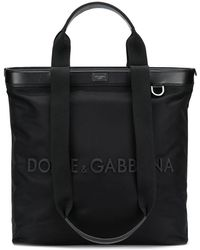 Dolce & Gabbana - Borsa shopper - Lyst