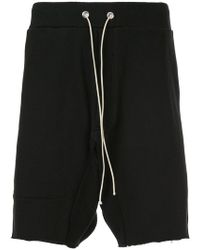 MR. COMPLETELY - Fitted Drawstring Shorts - Lyst