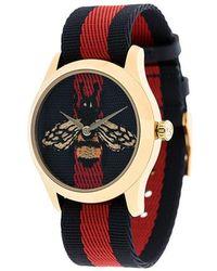 Gucci - Bee Web Watch - Lyst