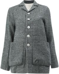 Toogood - Buttoned Jacket - Lyst