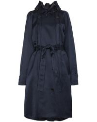 Y. Project - Double Breasted Trench Coat - Lyst