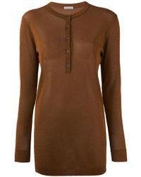 Tomas Maier - Long-sleeved Top - Lyst