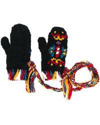 Etro - Pattern Gloves - Lyst