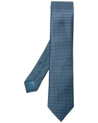 Brioni - Patterned Tie - Lyst