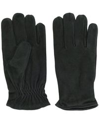 Lardini - Cashmere Fitted Gloves - Lyst