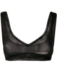 N°21 - Elasticated Bra - Lyst