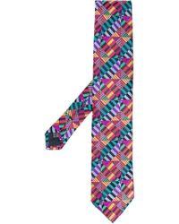 Gabriele Pasini - Multi-pattern Tie - Lyst