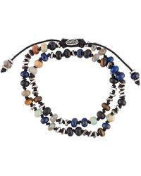 M. Cohen - 'two-layer Templar Gems' Bracelet - Lyst