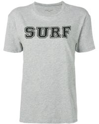 6397 - Surf Print T-shirt - Lyst
