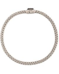 John Hardy - Classic Chain Sapphire Bracelet - Lyst