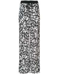 Yigal Azrouël - Loose Fit Trousers - Lyst