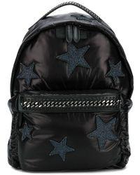 Stella McCartney - Falabella Go Star Backpack - Lyst