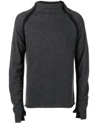 Andrea Ya'aqov - Turtleneck Fine Knit Sweater - Lyst