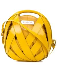 PERRIN Paris - Le Petit Panier Shoulder Bag - Lyst