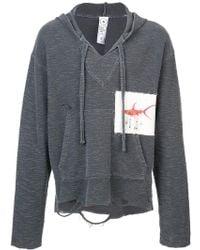 Alchemist - Distressed Sweatshirt - Lyst