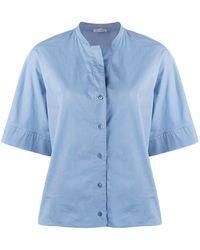 Peserico - Shortsleeved Shirt - Lyst