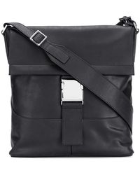 Orciani - Flat Foldover Shoulder Bag - Lyst