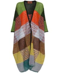 Missoni - Batwing Knitted Cardigan - Lyst
