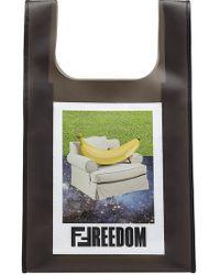 Fendi - Ffreedom Tote Bag - Lyst