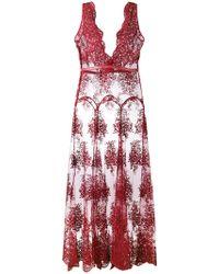 Loveday London - Zerena Boudoir Gown - Lyst