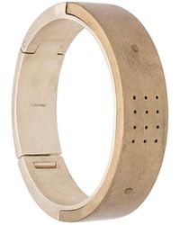 Parts Of 4 - 12 Hole Bracelet - Lyst