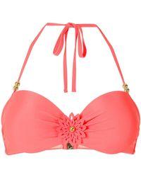 Marlies Dekkers - La Flor Balcony Bikini Top - Lyst